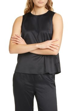 Eileen Fisher Recycled Polyester Tank