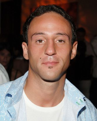 Lillo Brancato Jr. during Johnnie Walker Toasts The 200th Birthday of Founder John Walker At An Exclusive Celebration at Skylight Studios in New York City, New York, United States.