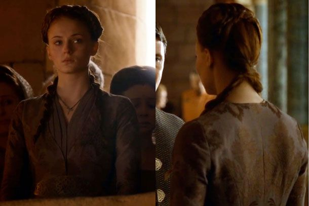 50 Of The Greatest Braids From Game Of Thrones The Cut