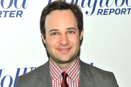 "Actor Danny Strong attends the Hollywood Reporter celebration of ""The 35 Most Powerful People in Media"" at the Four Season Grill Room on April 11, 2012 in New York City."