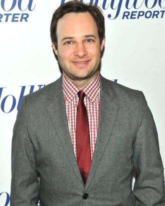 Actor Danny Strong attends the Hollywood Reporter celebration of