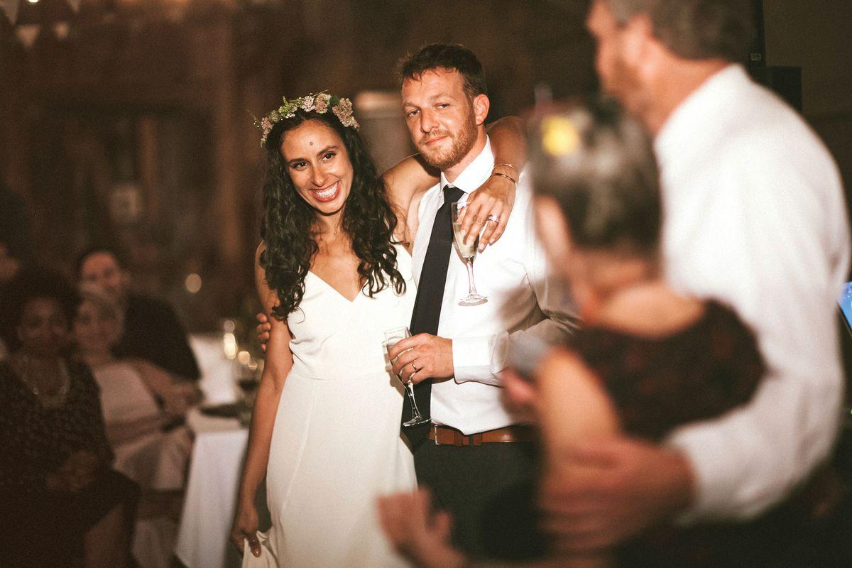 Nymag Real Weddings: - A Farm Party