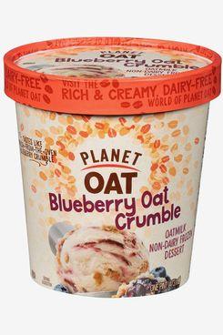 Planet Oat Non-Dairy Frozen Dessert in Blueberry Oat Crumble