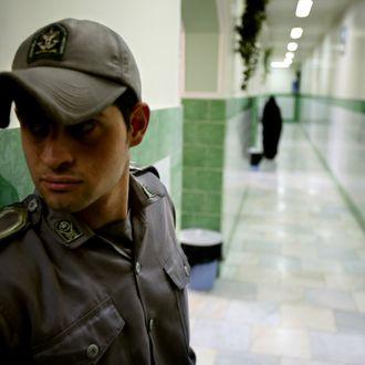Iran - Crime - Prison