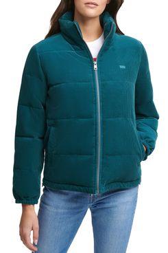 Levi's Corduroy Puffer Jacket