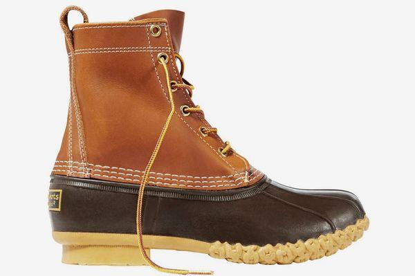 L.L.Bean Women's Bean Boots, 8
