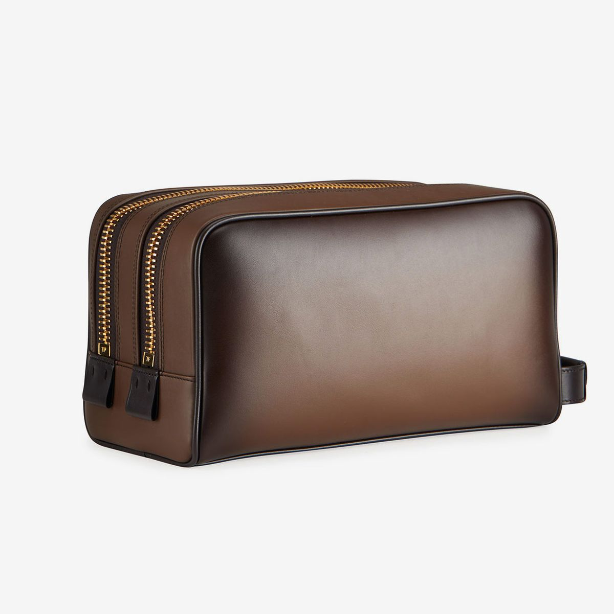 Dopp kit by Kruk Garage Travel kit Mens necessaries bag Toiletry bag Leather Mens pouch Mens gift Birthday gift FREE PERSONALIZATION
