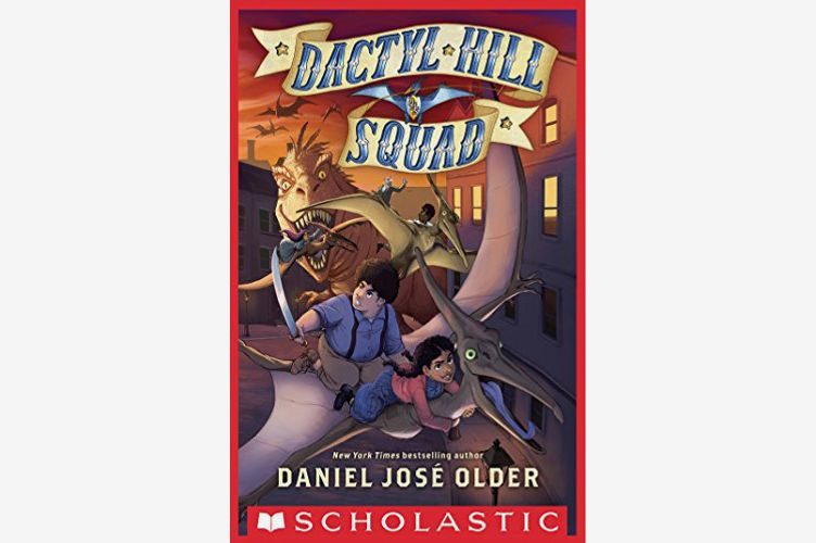 <em>Dactyl Hill Squad</em>, by Daniel José Older