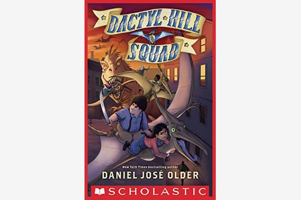 Dactyl Hill Squad, by Daniel José Older