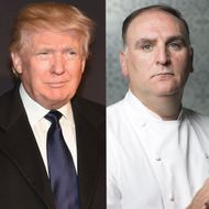 As Promised, Donald Trump's People Have Sued Chef José Andrés for $10 Million