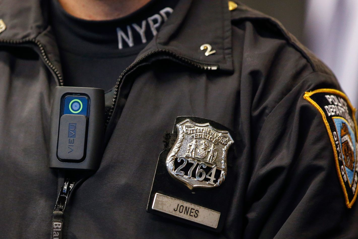 the two reasons for the mandatory wearing of body camera by police officers in america