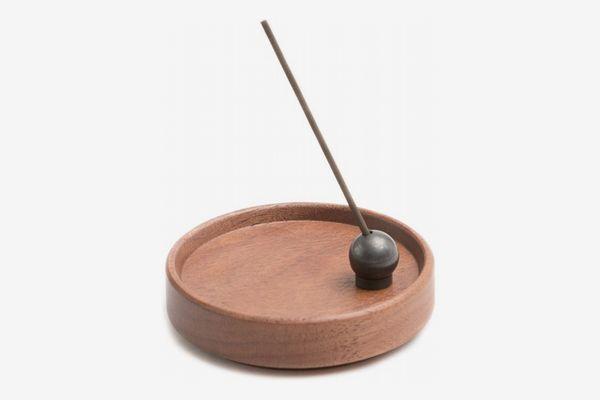 Hakuhodo Brass Ball Incense Holder