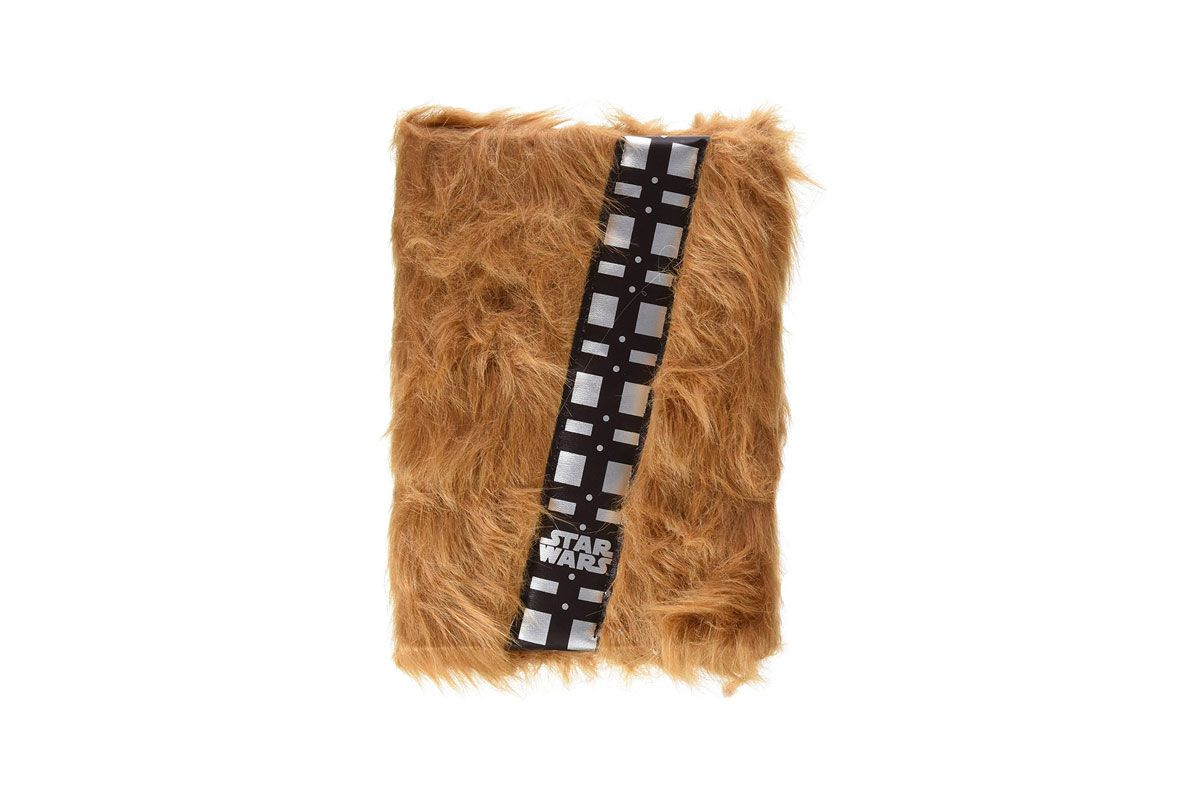 Chewbacca Furry Notebook