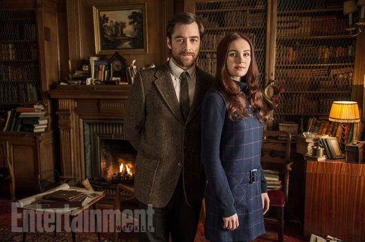 Outlander: Get a First Look at Brianna and Roger!