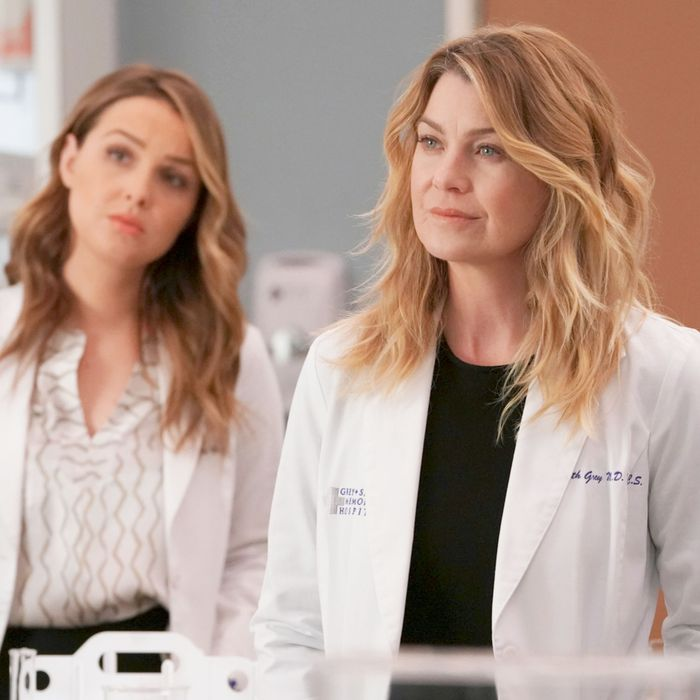 Greys Anatomy Recap Season 14 Episode 14 Games People Play