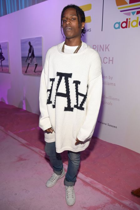 A$AP Rocky Turned Into the 'Fashion Killa' He Rapped About ...
