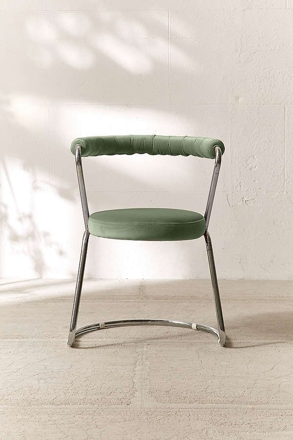 Avery Velvet Dining Chair