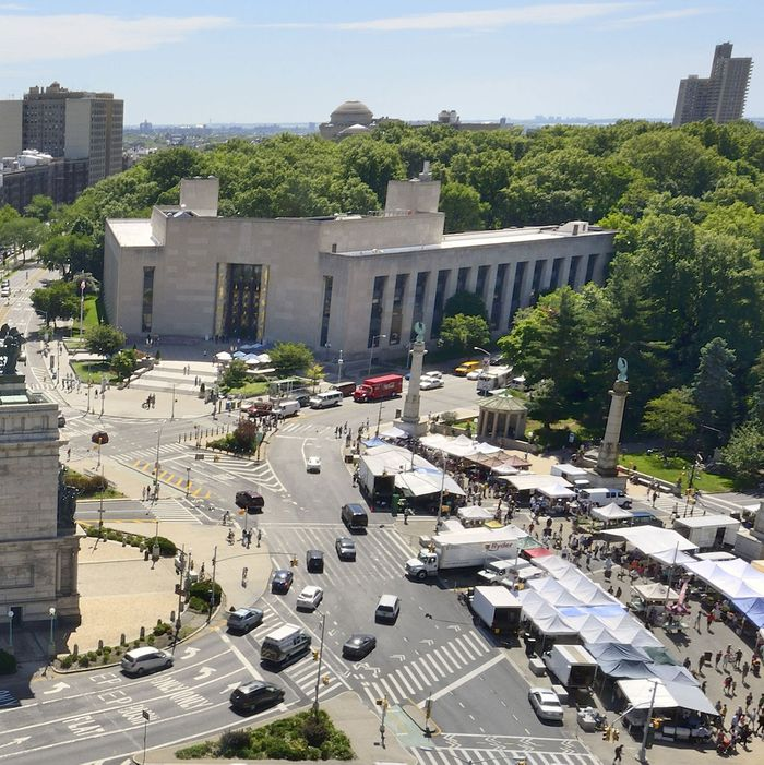 Grand Army Market opens in Prospect Park on May 1.