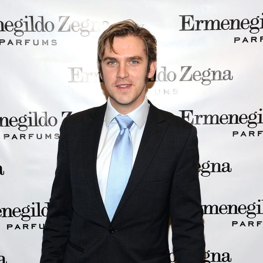 "Actor Dan Stevens attends Ermenegildo Zegna ""Essenze"" Collection Launch Event at The Ermenegildo Zegna Boutique on December 3, 2012 in New York City."