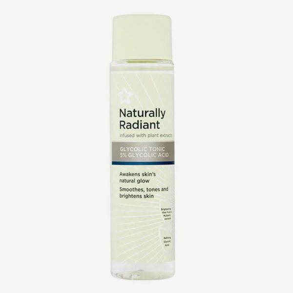 Superdrug Naturally Radiant Glycolic Tonic 5% 100ml