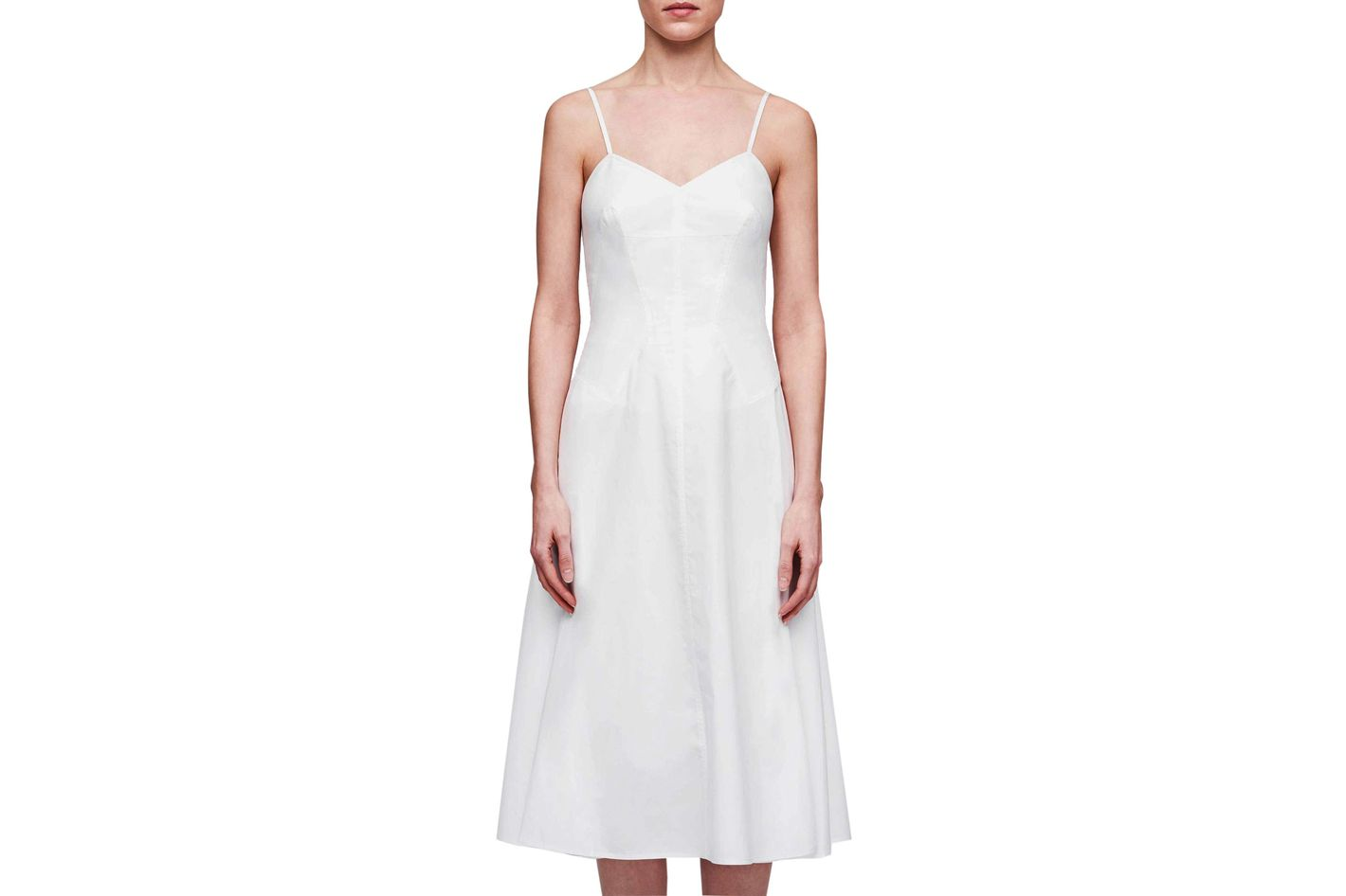 T by Alexander Wang A-Line Cami Dress