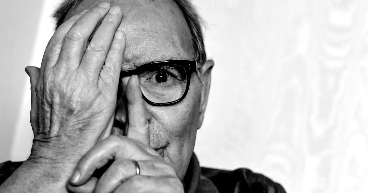 Ennio Morricone Was His Own Musical Genre