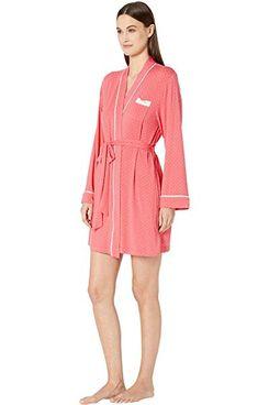 Kate Spade Evergreen Fashion Wrap Robe