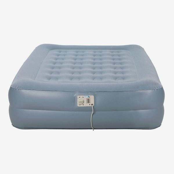 Aerobed Indoor Air Bed with Built-In Electric Pump