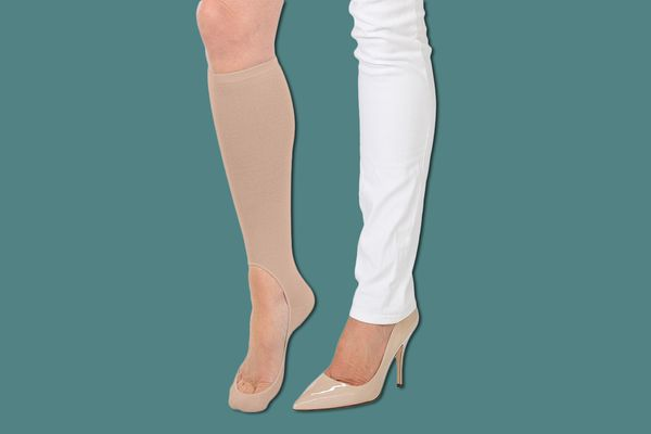 Keysocks Knee High No Show Socks
