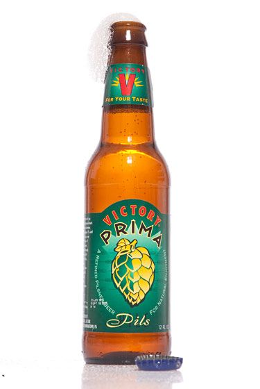 "Victory Brewing Company (Pennsylvania)<br>$2.49 for 12 oz. <br><strong>Type:</strong> German Pilsner<br><strong>Tasting notes:</strong> ""Just the right delicate balance of bready German malt and grassy European hops. A world-class pilsner for hop-heads, and a great companion at any barbecue.""<br>—Renee Esposito, co-owner, Breukkelen Bier Merchants<br>"