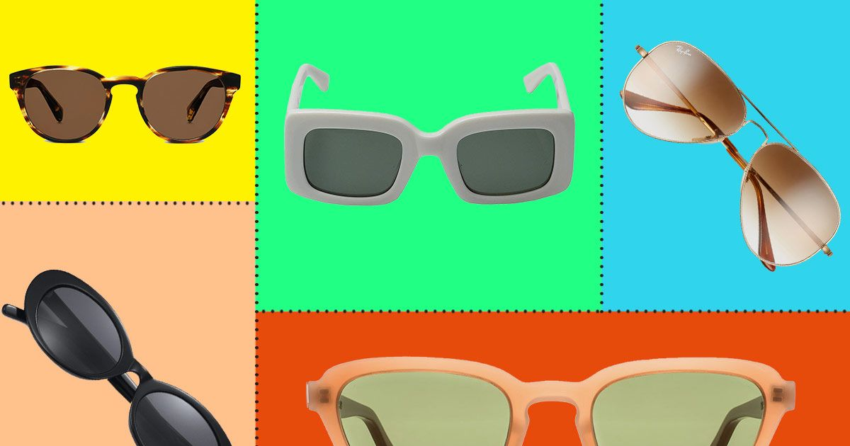 332451137bdd Stuff We Buy Ourselves: The Sunglasses Our Editors Wear