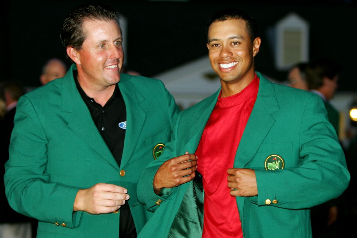 SAY IT AIN'T SO, TIGER: MASTERS WEEKEND WON'T BE THE SAME | News ...