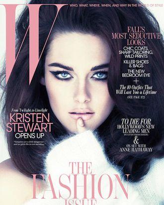 Kristen Stewart, shot by Mert Alas & Marcus Piggott.