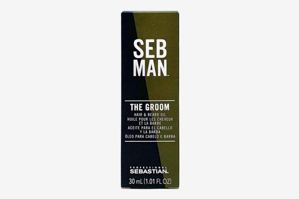 SEB MAN The Groom by Sebastian, Men's Hair & Beard Oil