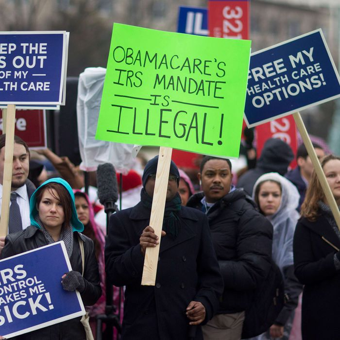 Supreme Court Hears Arguments On The Affordable Care Act