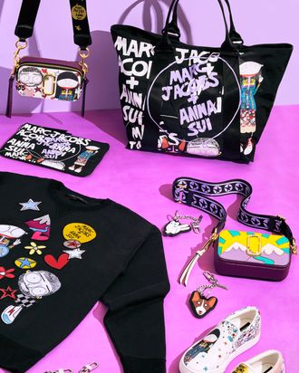 157deb6dc286 Marc Jacobs and Anna Sui s Collab Will Make You Nostalgic for the Early  Aughts