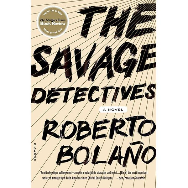 The Savage Detectives, Roberto Bolaño (1998)
