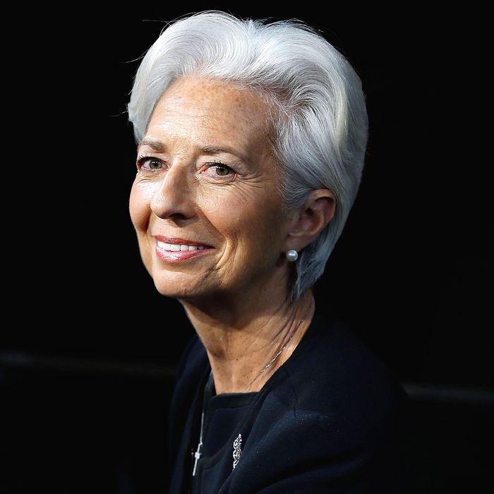 IMF managing director Christine Lagarde and 16 others signed the <i>Journal de Dimanche</i> column.