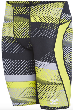 Speedo Endurance+ Men's The Fast Way Jammer Swimsuit