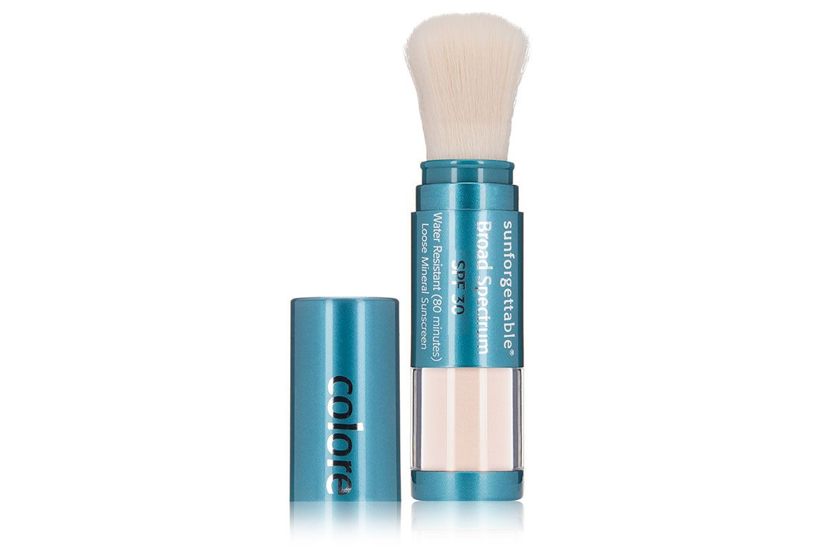 Colorescience Sunforgettable Loose Mineral Powder Brush