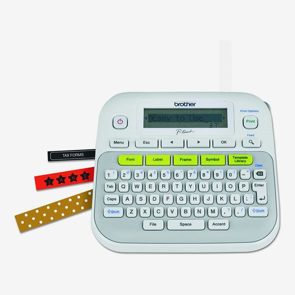 Brother P-touch PTD210 Label Maker