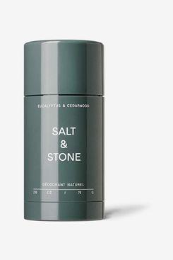 Salt & Stone Eucalyptus & Cedarwood Deodorant