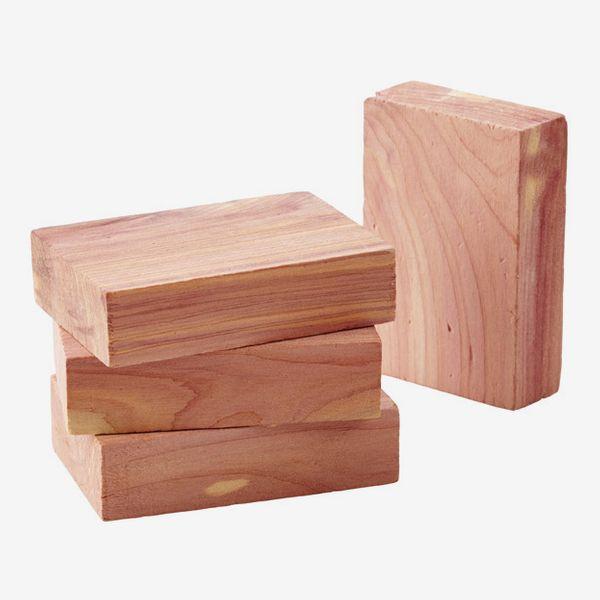 The Container Store Cedar & Lavender Blocks Pkg/4