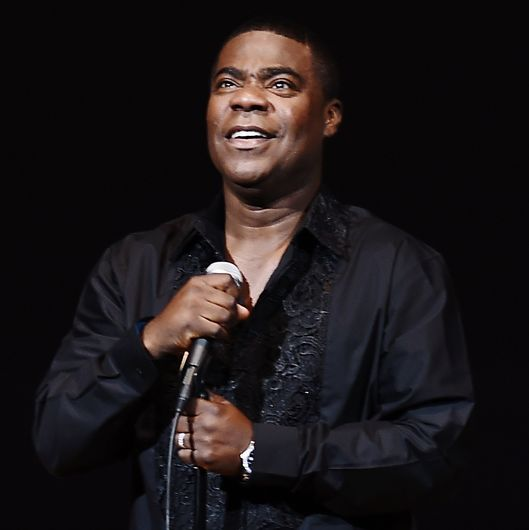 Tracy Morgan Performs During New York Comedy Festival