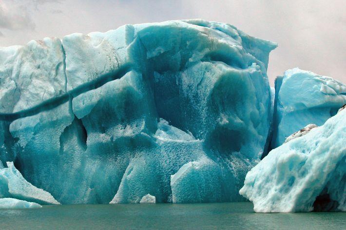 Misogynist glacier.