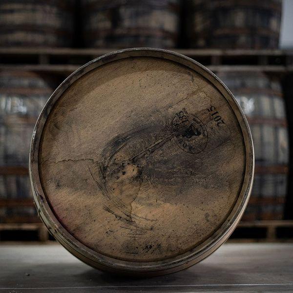 Raasay Distillery Whisky Cask