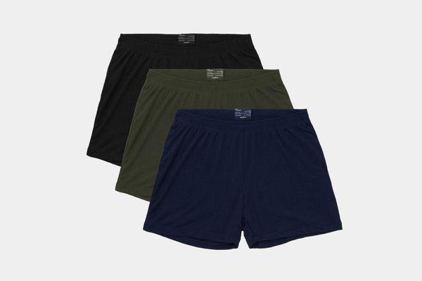 Nice Laundry Lounge Shorts, Variety 3-Pack