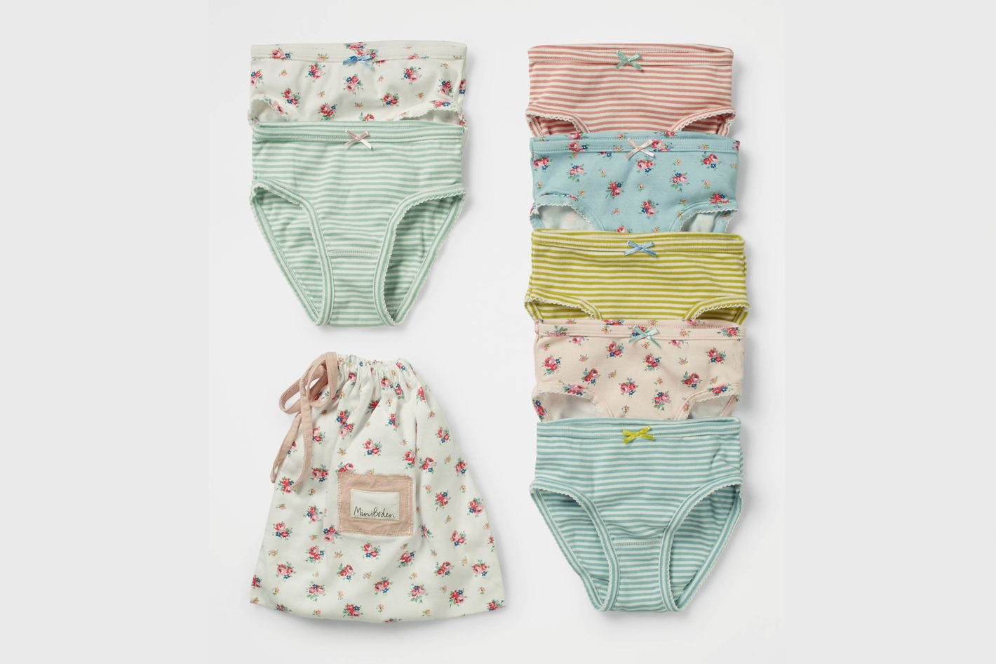 Mini Boden 7-Pack Underwear