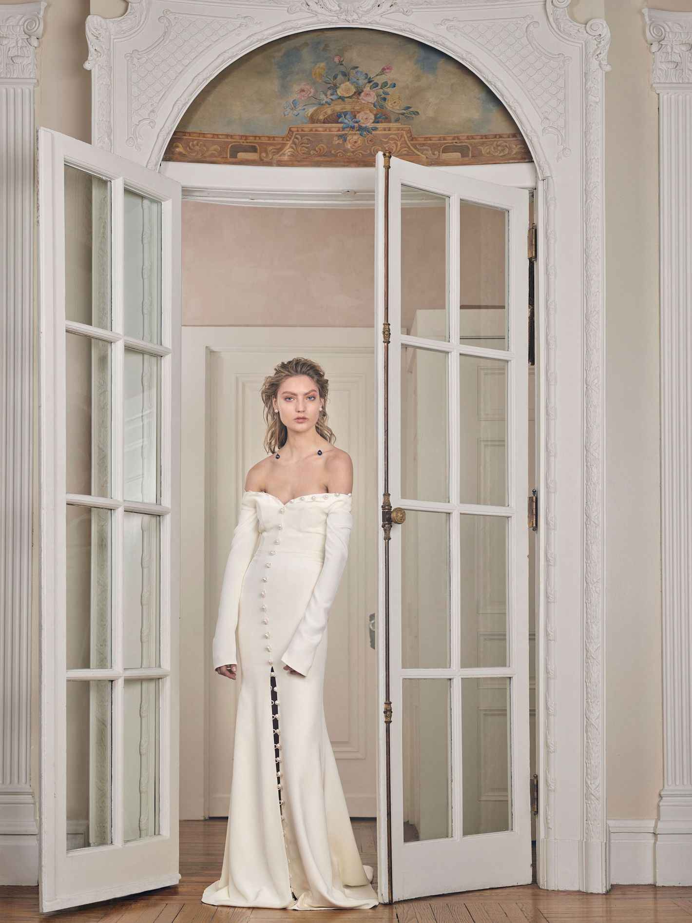 2b390e94178db The Most Beautiful Wedding Gowns for Spring 2019