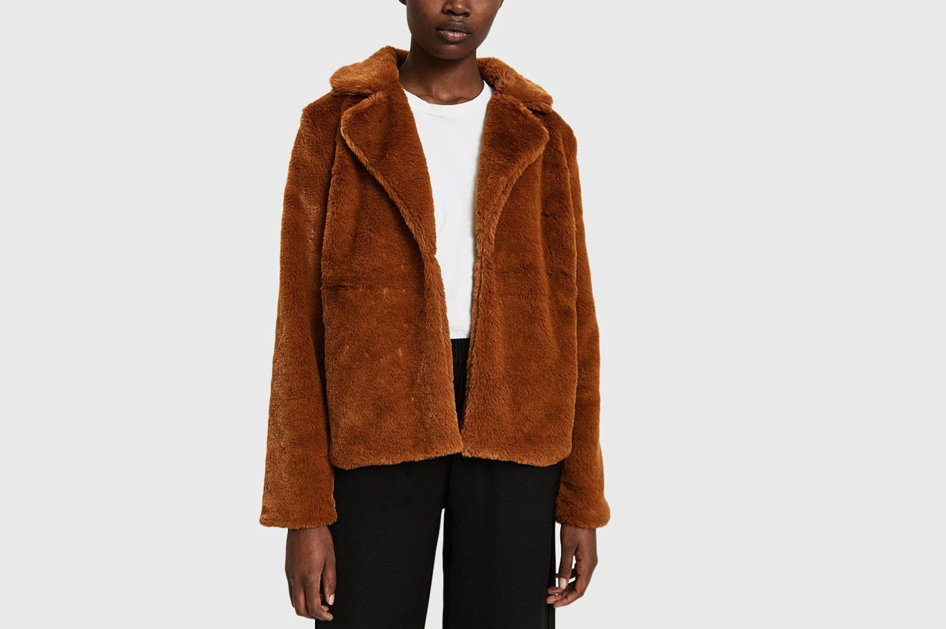 Stelen Tina Faux Fur Jacket